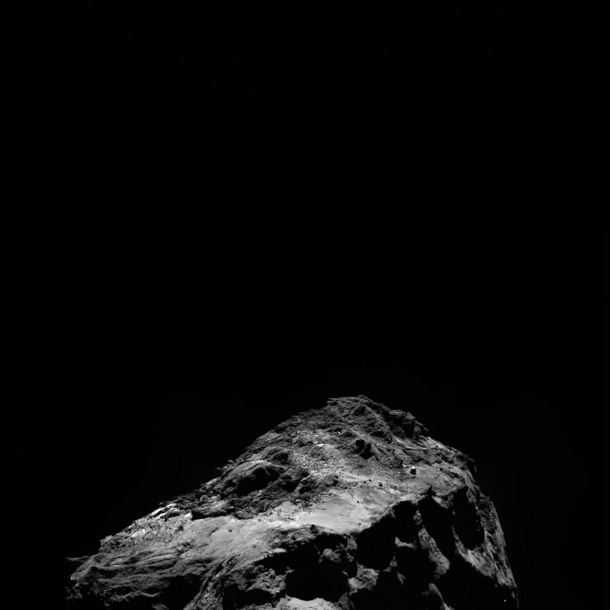 Das Jahr des Endes von Rosetta