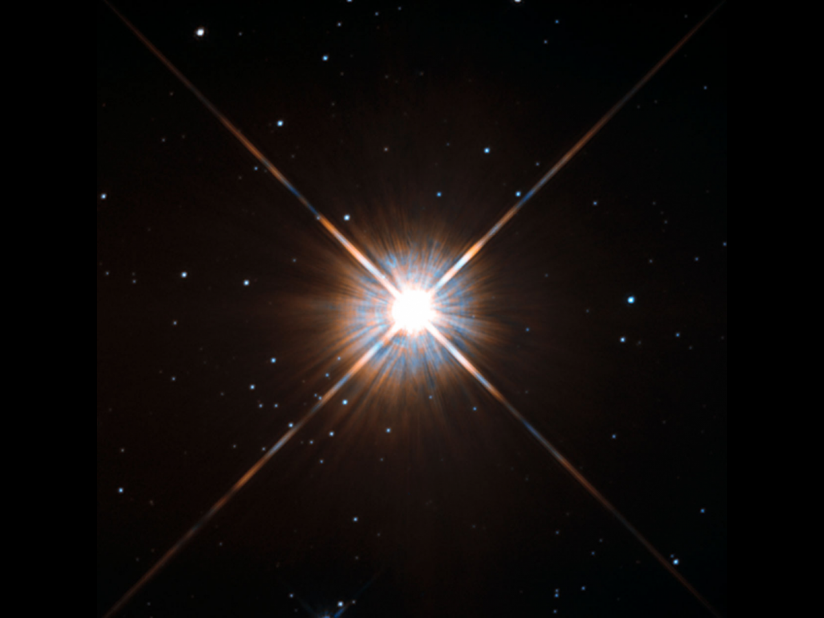 Der weite Planetenweg zum nächsten Stern