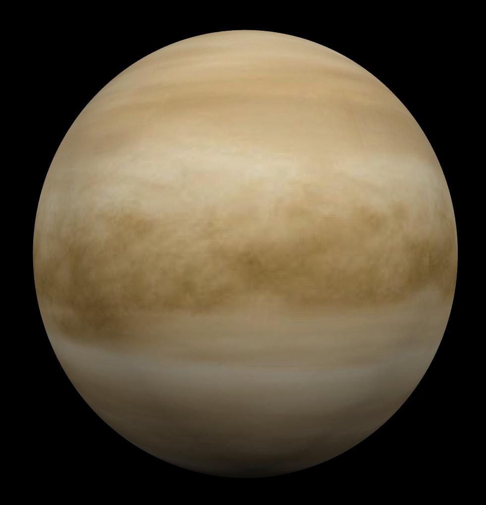 Gibt es auf der Venus zweimal Silvester an einem Tag?